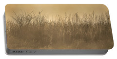 Morning In The Marsh Portable Battery Charger