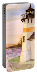 Morning, Lighthouse Portable Battery Charger
