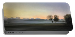 Morning Mist Encounter Portable Battery Charger