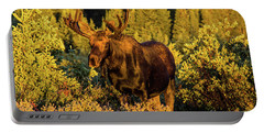Morning Moose Portable Battery Charger