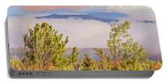Morning Mountain View Northern New Hampshire. Portable Battery Charger