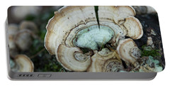 Morning Mushroom Portable Battery Charger