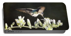 Morning Nectar Flyby  Portable Battery Charger