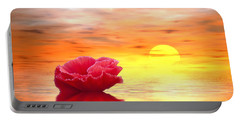 Morning Of Your Dreams Portable Battery Charger