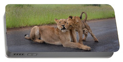 Morning Play Portable Battery Charger