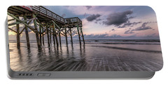 Morning Rush Isle Of Palms Portable Battery Charger