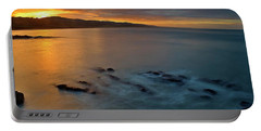 Morning Seascape Portable Battery Charger