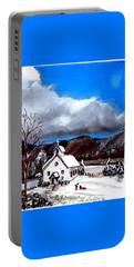 Morning Snow Ministry Portable Battery Charger