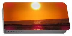 Morning Sun Break Portable Battery Charger