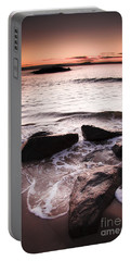 Portable Battery Charger featuring the photograph Morning Tide by Jorgo Photography - Wall Art Gallery