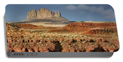 Portable Battery Charger featuring the photograph Morning View by Nikolyn McDonald