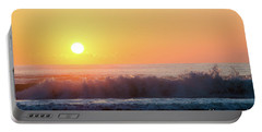 Morning Waves Portable Battery Charger