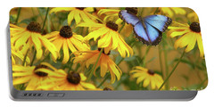 Morpho Butterfly Portable Battery Charger