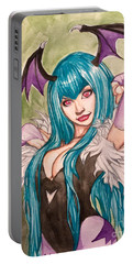 Morrigan Aensland  Portable Battery Charger