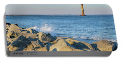 Morris Island Lighthouse Portable Battery Charger