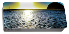 Morro Rock Portable Battery Charger