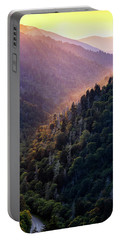 Morton Overlook Sunset Portable Battery Charger