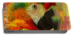 Mosaic Macaw 2016 Portable Battery Charger