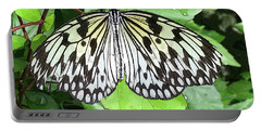Mosaic Wing Spread Portable Battery Charger
