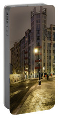 Moscow Morning 1 Portable Battery Charger