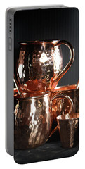Moscow Mule Set Portable Battery Charger