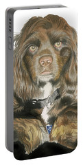 Mose - Cocker Spaniel Portable Battery Charger