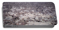 Moss-covered Lava Flow, Iceland Portable Battery Charger
