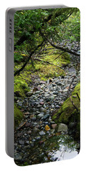 Moss Stream Portable Battery Charger