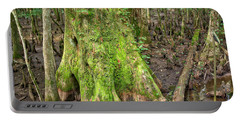 Mossy Cypress Portable Battery Charger