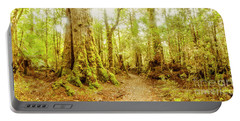 Mossy Forest Trails Portable Battery Charger