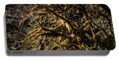 Mossy Trees Portable Battery Charger