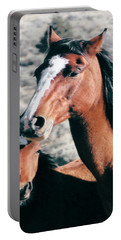 Mother And Colt Wild Portable Battery Charger