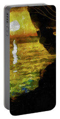 Portable Battery Charger featuring the photograph Mother Earth Watching by Joseph Hollingsworth