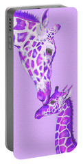 Mother Giraffe Portable Battery Charger