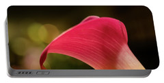 Mother's Day Lily Portable Battery Charger