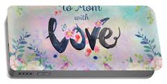 Mother's Day Love Portable Battery Charger