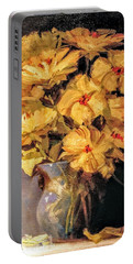 Mother's Favorite Vase Portable Battery Charger