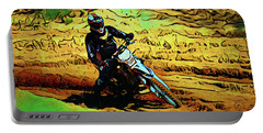 Motocross 17218 Portable Battery Charger