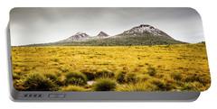 Mount Arrowsmith Tasmania Australia Portable Battery Charger