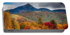 Mount Chocorua-one Portable Battery Charger