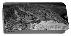 Portable Battery Charger featuring the photograph Mount Minsi From Mount Tammany by Raymond Salani III