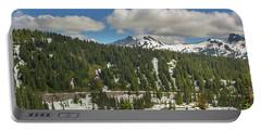 Mount Rainier National Park Tatoosh Range Portable Battery Charger