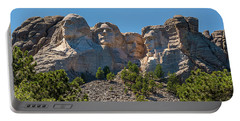 Mount Rushmore South Dakota Portable Battery Charger