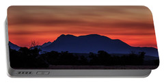 Mount Trio Sunset Portable Battery Charger