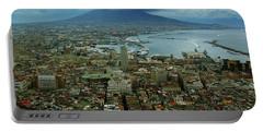 Mount Vesuvius Naples It Portable Battery Charger