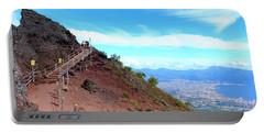 Mount Vesuvius Portable Battery Charger