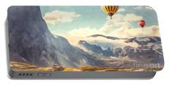 Mountain Air Balloons Portable Battery Charger