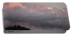 Mountain Clouds 1 Portable Battery Charger by Don Koester