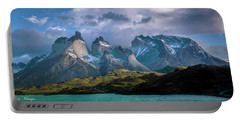 Mountain Dream Portable Battery Charger by Andrew Matwijec