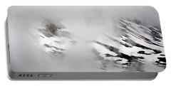 Mountain Fog - Alaska Portable Battery Charger